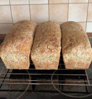 Domowy chleb - mały