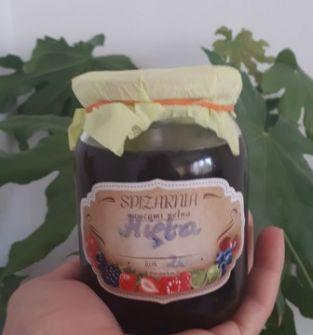 Syrop z mięty 300 ml