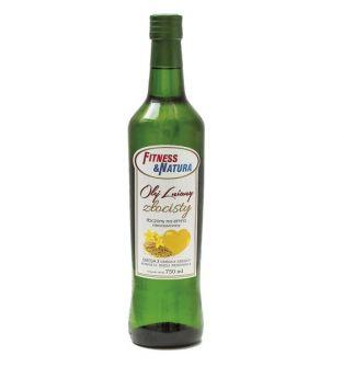 Olej lniany złocisty 750 ml