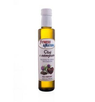 Olej z ostropestu tłoczony na zimno 250 ml