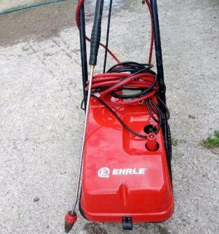 Myjka ciśnieniowa firmy EHRLE