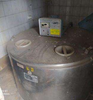 Schładzalnik do mleka firmy YAPY