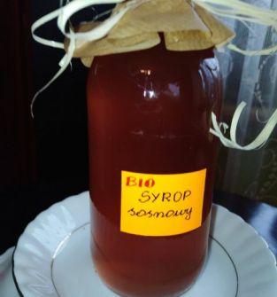 Syrop sosnowy, 330 ml.