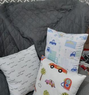 Poduszka ozdobna dziecięca