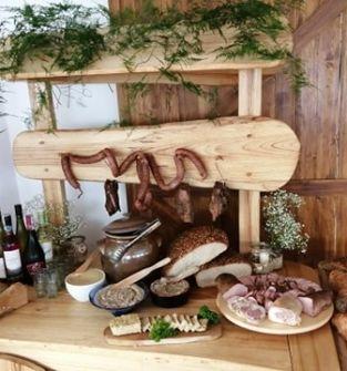 Wiejski stół