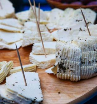Ser podpuszczkowy z mieszanką ziół greckich