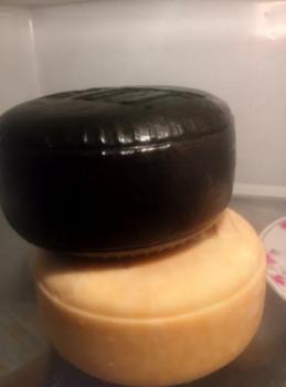 GUIDO KOZIE - twardy, krótko dojrzewający ser podpuszczkowy